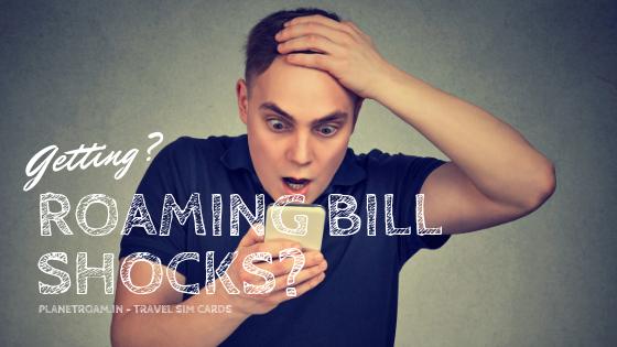 International Roaming Bill Shocks