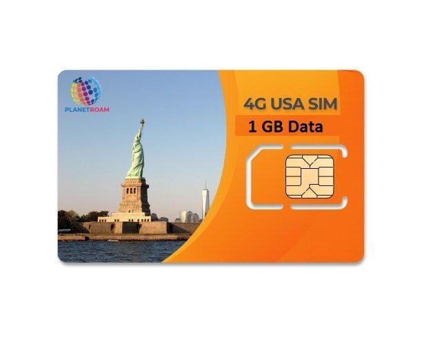 USA SIM Card India