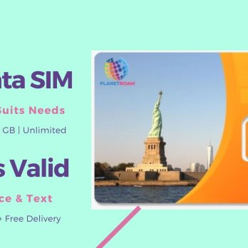 USA Data SIM Card