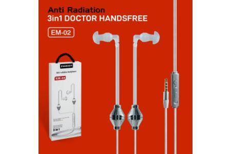 Anti Radiation EM-02 3in1 Doctor Handsfree