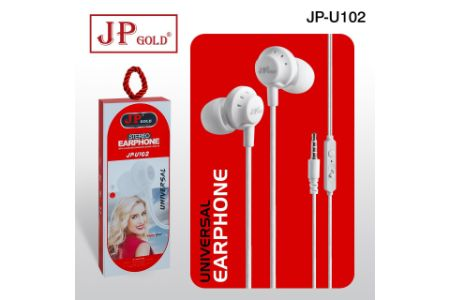 JP Gold JP U102 Universal Earphone