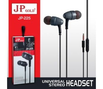 JP Gold Jp-225 Universal Stereo Earphone