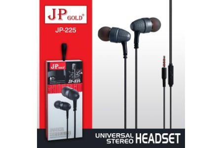 JP Gold Jp-225 Universal Stereo Earphone