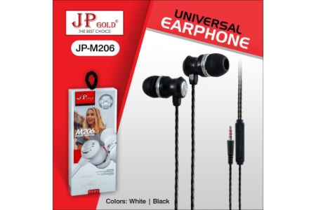 JP Gold M206 Universal Earphone