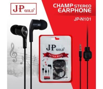 JP-Gold-N101-Champ-Stereo-Earphone