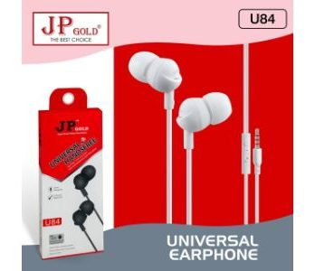 JP Gold U84 Universal Earphone