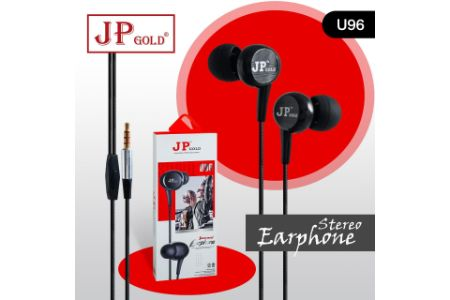 JP Gold U96 Stereo Headphone