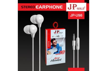 JP Gold U98 Stereo Earphone