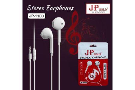 JP Gold 1100 Stereo Earphones