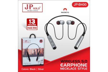 Jp-Gold-B400-Wireless-5.0-Earphone-Necklace-Style