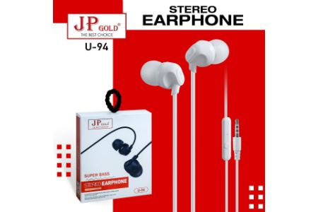 Jp Gold U94 Stereo Earphone