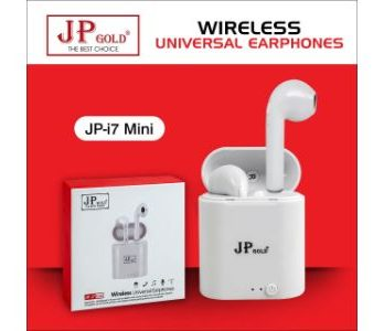 Jp Gold i7 Mini Wirless Universal Earphones