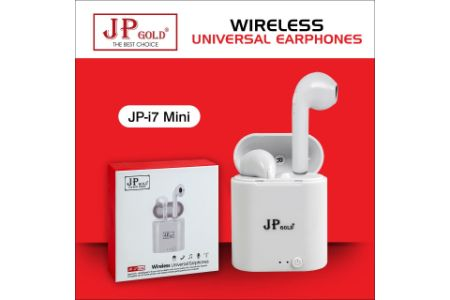 Jp Gold i7 Mini Wirless Universal Earphones