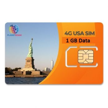 USA SIM Card India
