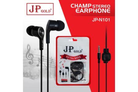 JP-Gold-N101-Champ-Stereo-Earphone