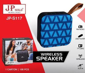 JP Gold S117 Bluetooth Speaker
