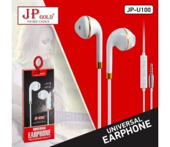 JP Gold U100 Universal Earphone