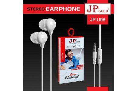 JP Gold U98 Stereo Earphone