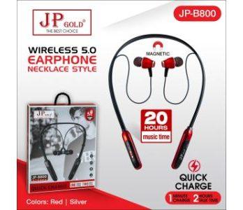 Jp-Gold-B800-Wireless-5.0-Earphone-Necklace-Style