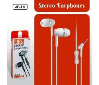 Jp Gold JB-L9 Stereo Earphones